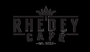 Rhédey Café logo black png