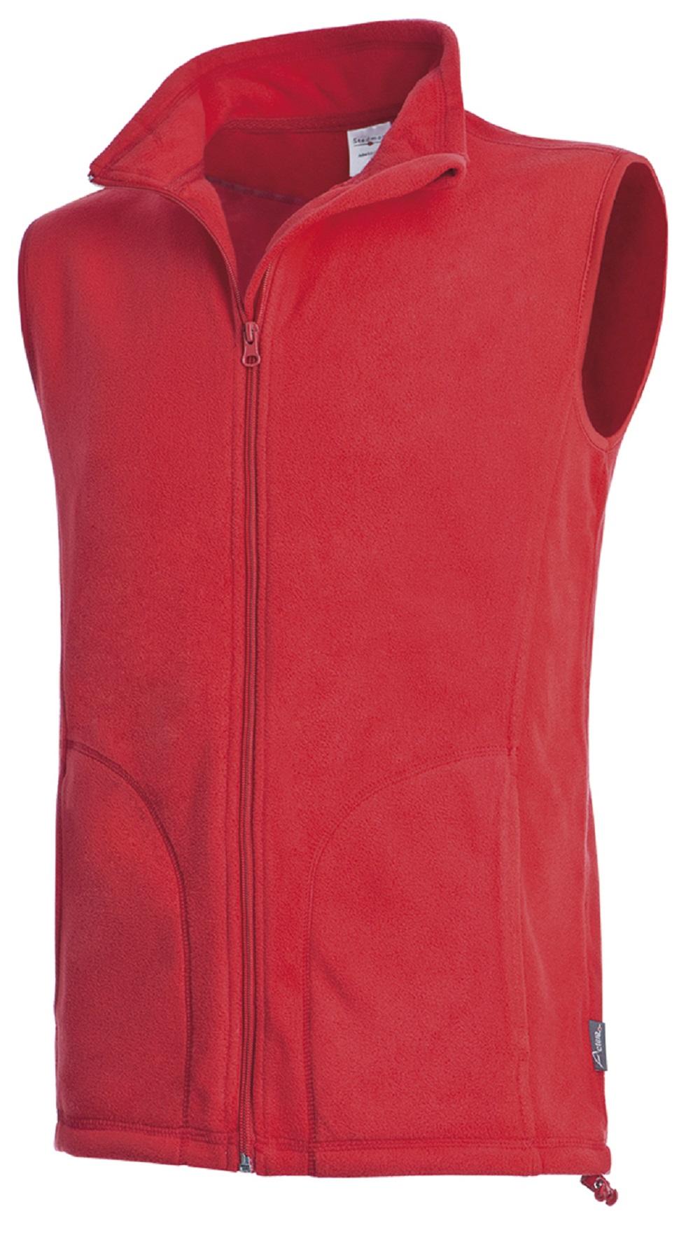 active vest scarlet red