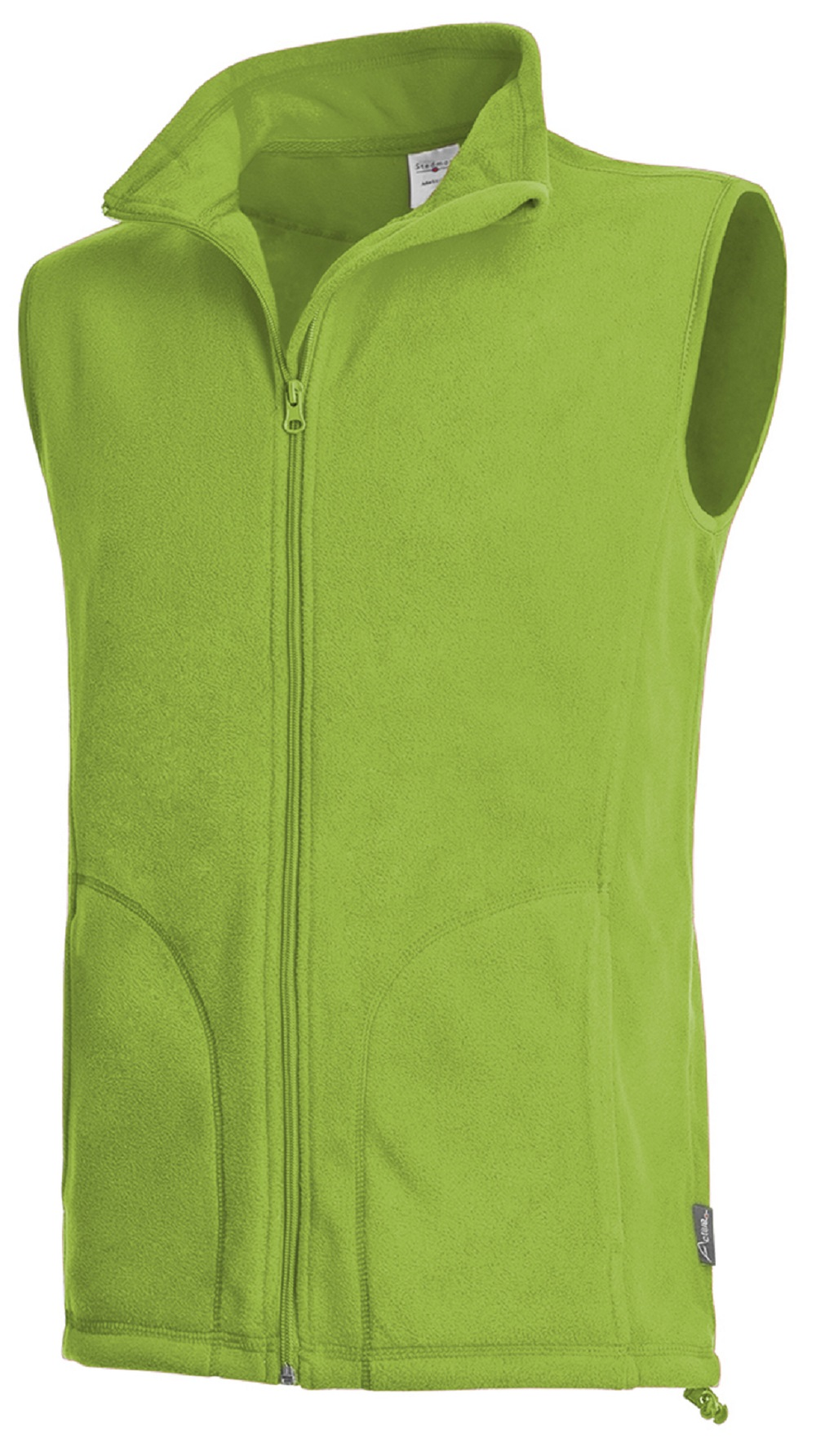 active vest kiwi green