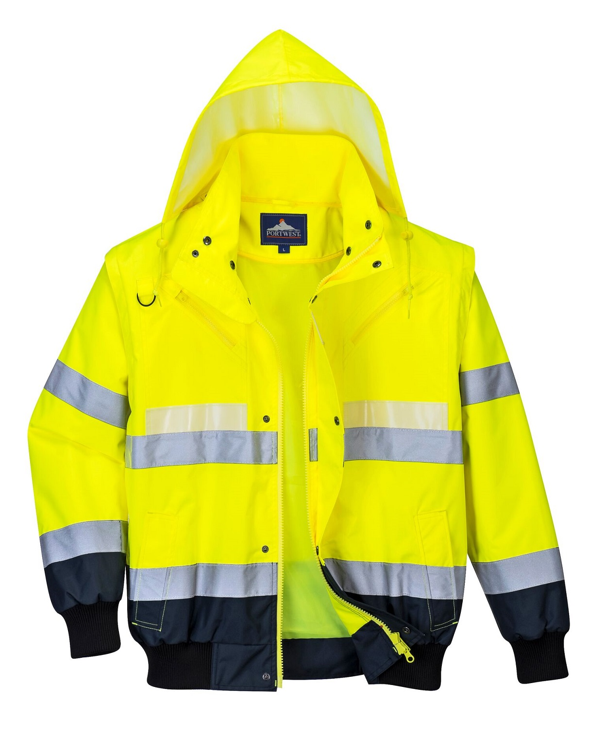 G465 yellow-navy