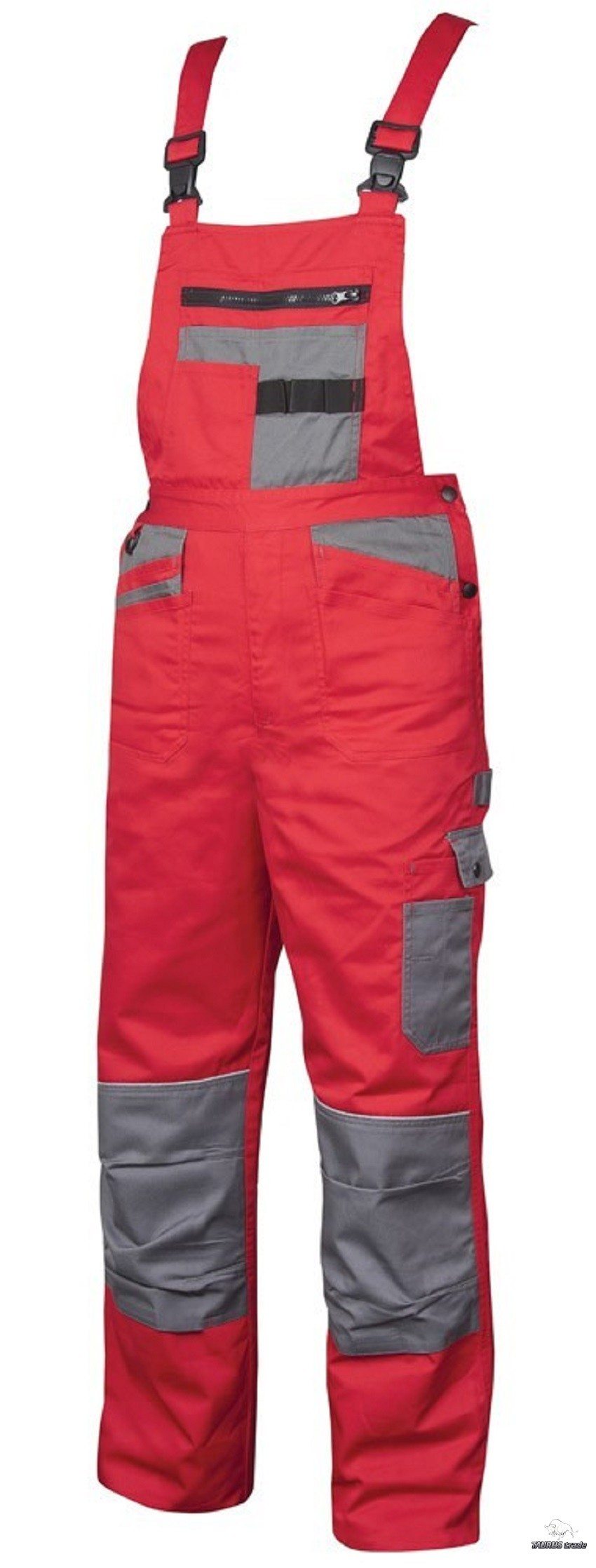 pantaloni pieptar-2strong-red