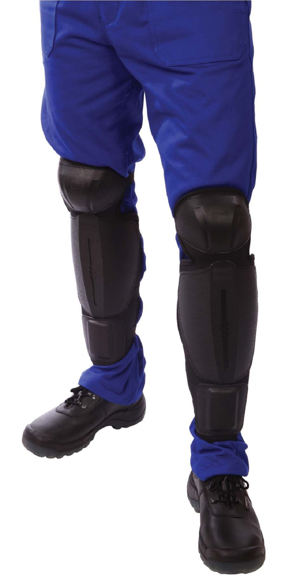 knee-tibial protector